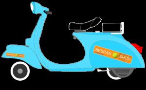 scooter bespan shop