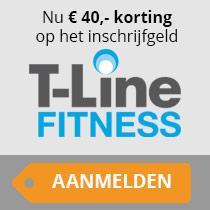 T-line-fitness-actie